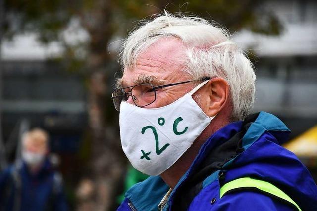 Forderung der Klimaaktivisten: Lörrach soll früher klimaneutral werden