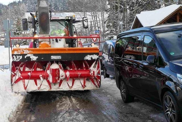 Anwohner in St. Peter ärgern sich über rücksichtslos parkende Gäste