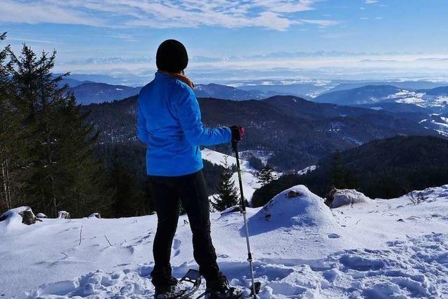 Winterliche Eindrücke aus dem Wiesental