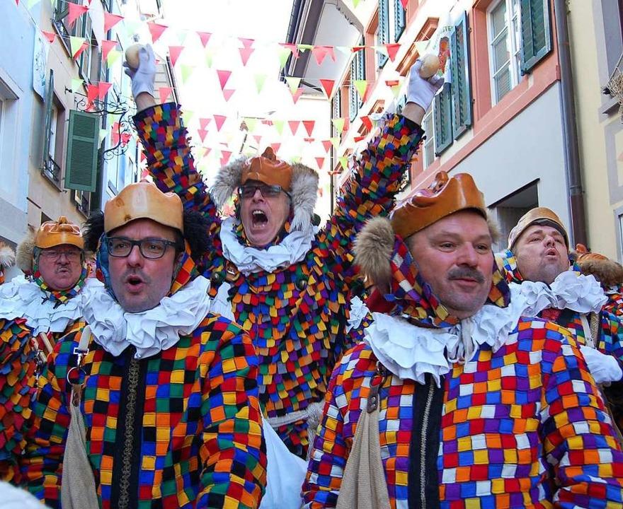 Das Narrolaufen der Laufenburger Städt...r wegen der Corona-Pandemie ausfallen.    Foto: honorarfrei