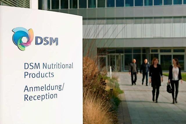 DSM-Standorte um Basel profitieren von der Nachfrage nach Vitaminen