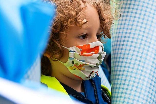 Pandemie-Erstklässler haben keine Ahnung von normalem Schulalltag