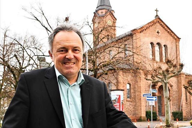 Josha Frey (Grüne) will das Landtagsmandat verteidigen