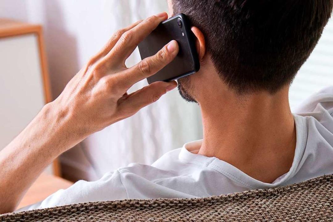 Einfach mal zum Telefonhörer greifen u...11; weil man vielleicht blockiert war?  | Foto: Christin Klose