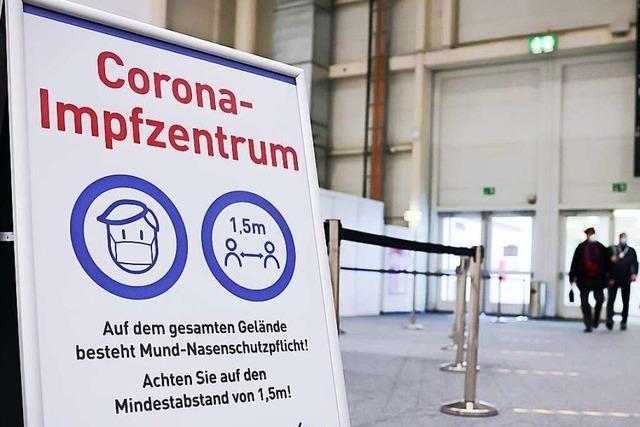 Extralieferung fürs Kreisimpfzentrum Lörrach sorgt für Irritationen