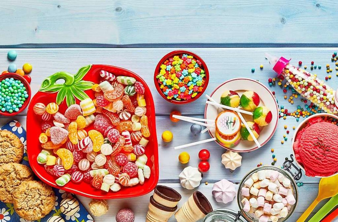 33 Prozent halten es für weniger oder ...smittel wie Süßigkeiten zu verzichten.    Foto: exclusive-design  (stock.adobe.com)