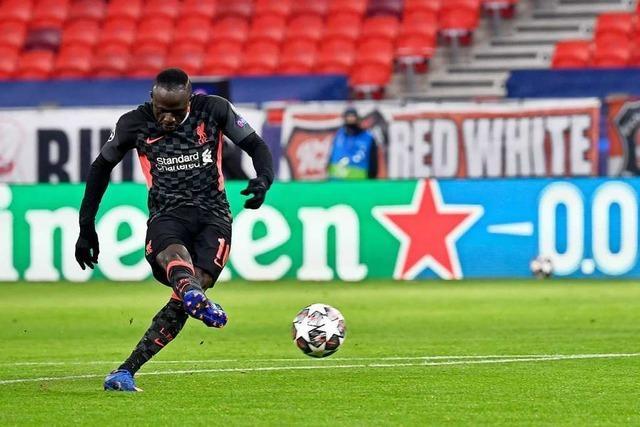 Leipzig nach 0:2 gegen Liverpool fast schon raus aus der Champions League