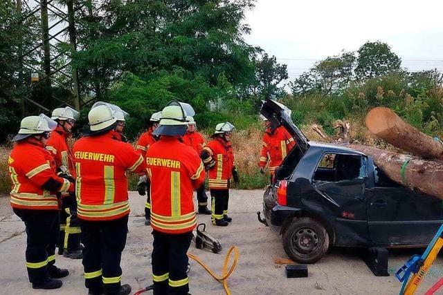 Feuerwehr Efringen-Kirchen sehnt sich nach Normalität