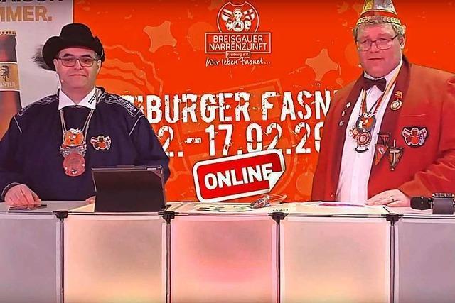 BNZ-Zunftmeister Uwe Stasch und die digitale Zukunft der Fasnet