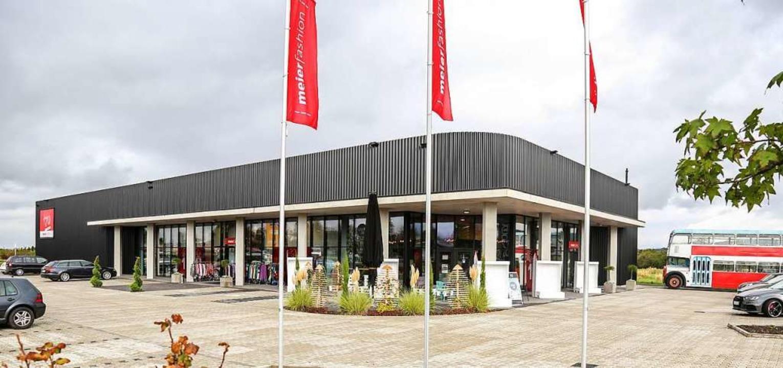 Das Modehaus Meierfashion an der B3 in Ettenheim  | Foto: Sandra Decoux-Kone