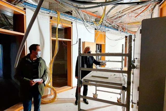Umkircher Grundschule mit mehr Technik für die Medienbildung