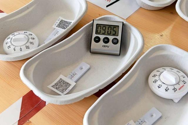 Kita-Personal kann sich in Schopfheim gratis testen lassen