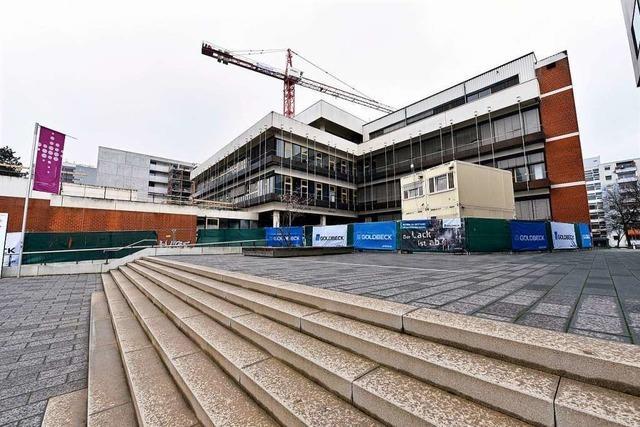 Die Evangelische Hochschule Freiburg will flexibles Lernen in neuen Räumen