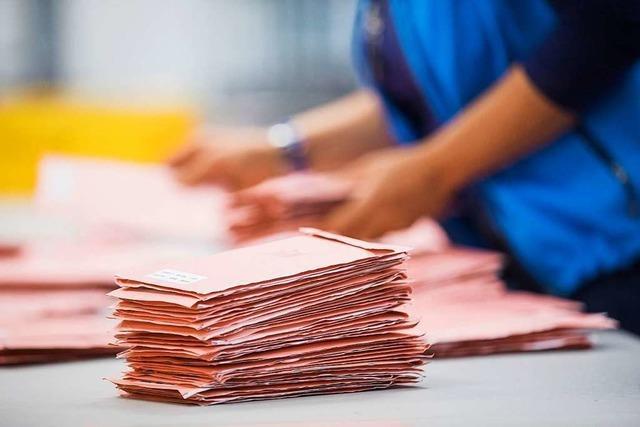 Lörrachs Oberbürgermeister rät zur Briefwahl