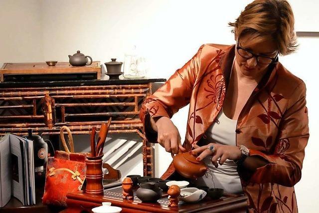 Tauchen Sie ein in die Welt des Tees!