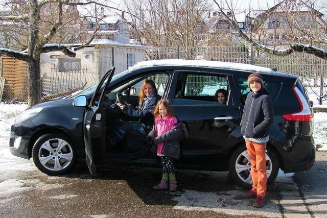 In Ettenheim gibt es ein zweites Carsharing-Auto