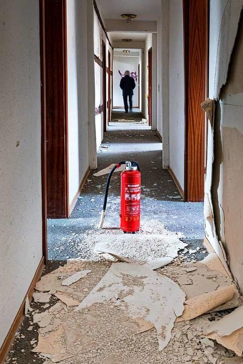 Obergeschoss des Gebäudes  | Foto: Hubert Gemmert