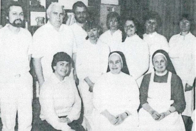Geist der Ordensschwestern prägt bis heute die Sozialstation Rheinfelden