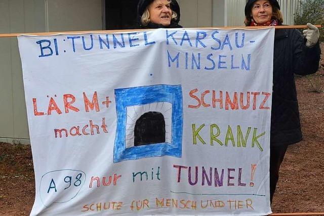 Stadt Rheinfelden will bei der Überdeckelung der A98 nichts unversucht lassen