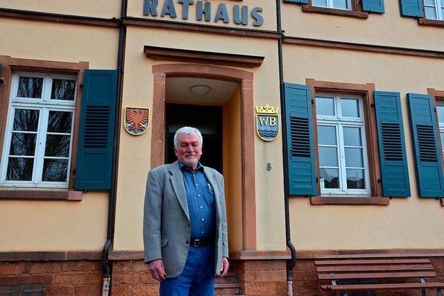 Franz Griesbaum aus Wittelbach war ein Ortsvorsteher auf Augenhöhe mit den Menschen