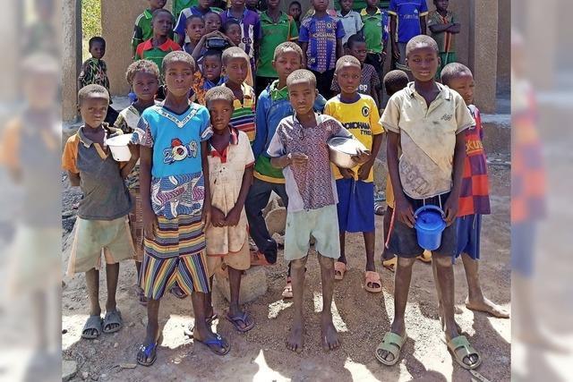 Schulhaus für Koakoaghin