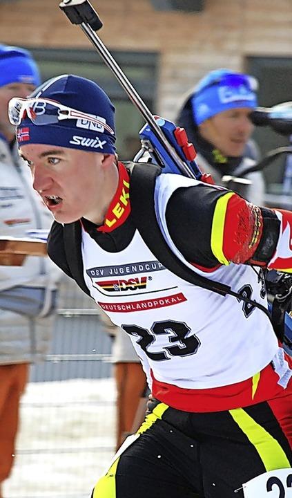 Fabian Kaskel scheiterte in den internen Qualirennen für die JWM.    Foto: ruoff