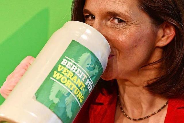 Wie war's beim ersten virtuellen Politischen Aschermittwoch der Grünen?