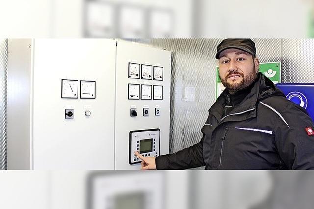 Vorsorge für den Stromausfall