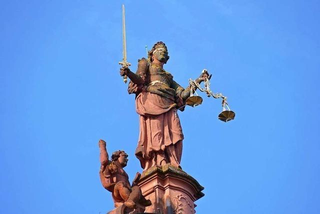 Elf Straftaten in Offenburg in vier Monaten: Zwei Jahre Haft für 20-Jährigen
