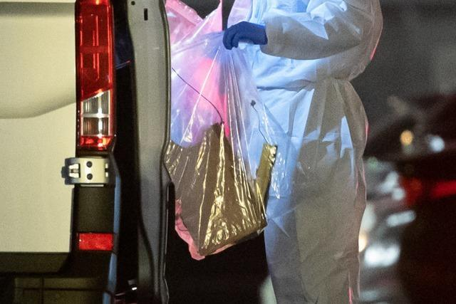 Briefbombe verletzt drei Menschen in Lidl-Verwaltung in Neckarsulm