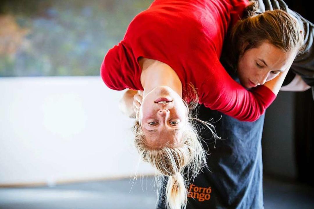 Präsentiert sich nicht zuletzt als ein... Freiburger Kulturlebens: der Tanzpakt  | Foto: Jennifer Rohrbacher
