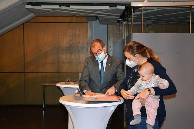 Im Gemeinderat Rheinfelden gibt es zwei neue Mitglieder