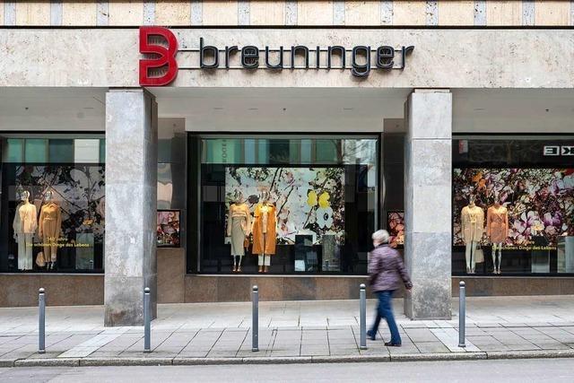 VGH-Entscheid gegen Breuninger: Schließung im Einzelhandel zumutbar