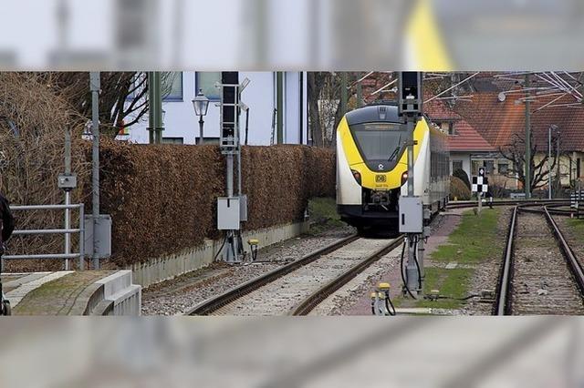 Ersatzverkehr mit Bussen am Kaiserstuhl