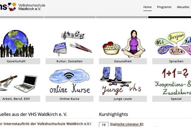 Volkshochschule startet mit Neuerungen