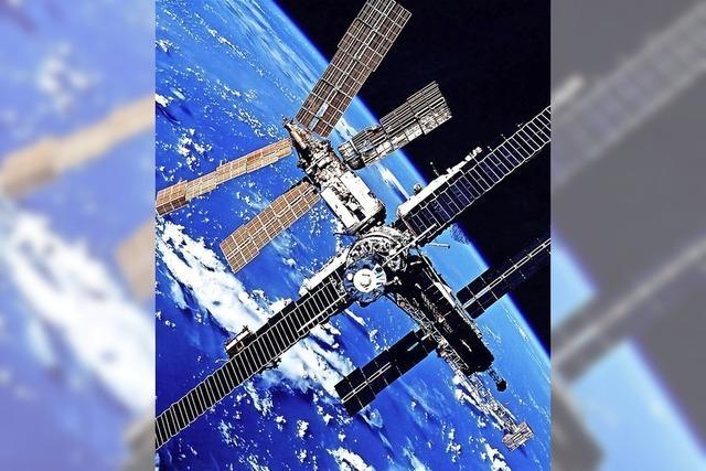 Heimstatt für 100 Raumfahrer