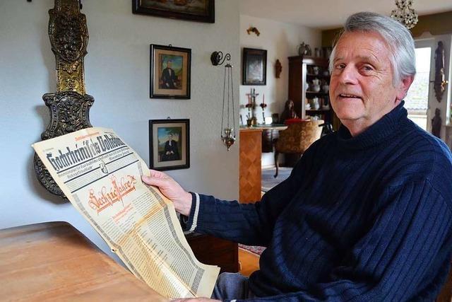 Trauer um Thomas Stratz, den langjährigen Chefarzt der Rheumaklinik