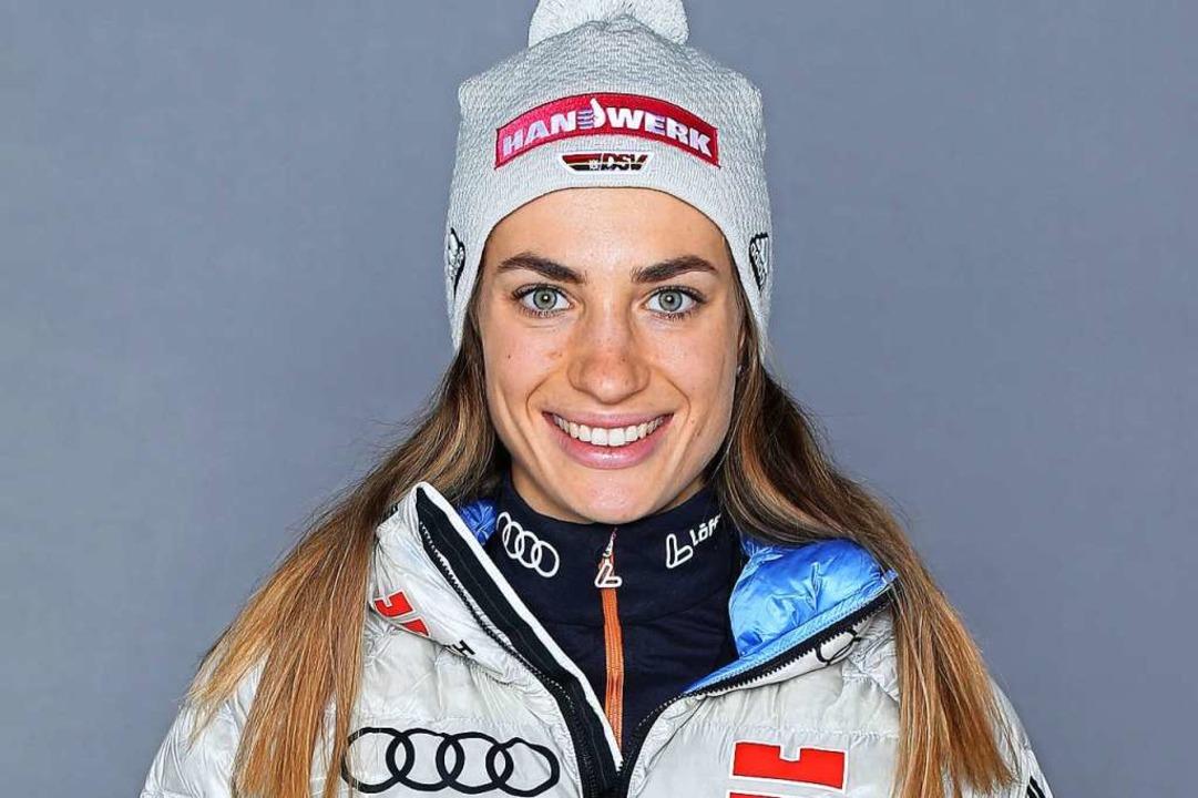 Pia Fink  | Foto: Deutscher Skiverband
