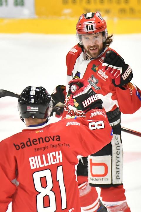 Billich und Hult  | Foto: Achim Keller