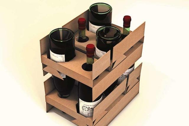 Firma aus Forchheim bietet innovatives System für Online-Weinhandel