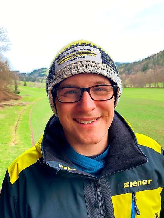 Skisprungtrainer und Lehrer aus Leidenschaft: Philipp Rießle  | Foto: Philipp Rießle