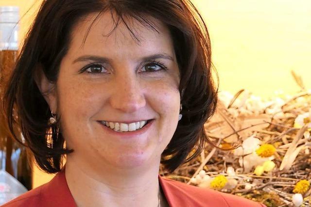 Mit Bettina Frank-Renz ist erstmals eine Frau an der Spitze