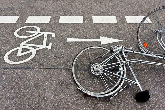 E-Bikes bleiben auf Freiburgs Straßen ein Risikofaktor
