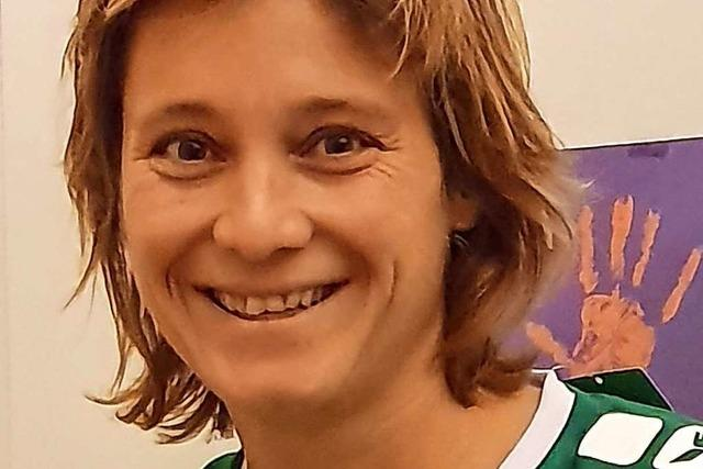 Die Todtnauerin Dorothee Thoma hat ein besonderes Sportidol aus Japan