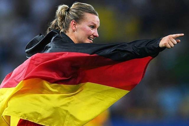 Warum die deutschen Fußballerinnen jetzt eher Vorbild sind als die Männer