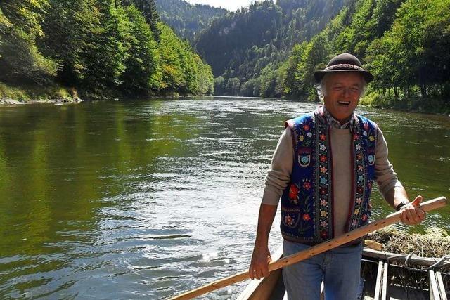 Bruno Zimmermann engagiert sich seit mehr als 40 Jahren für Gundelfingen