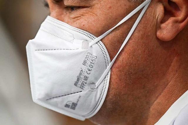 Das Land stellt 11,5 Millionen zusätzliche FFP2-Masken bereit