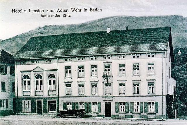 Gasthaus, Kino, Metzgerei – Der