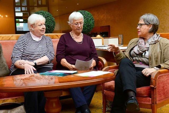 Deutscher Frauenring Freiburg feiert sein 70-jähriges Bestehen