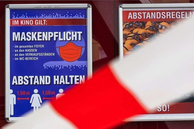 Die Maskenpflicht gilt in Schopfheim weiterhin